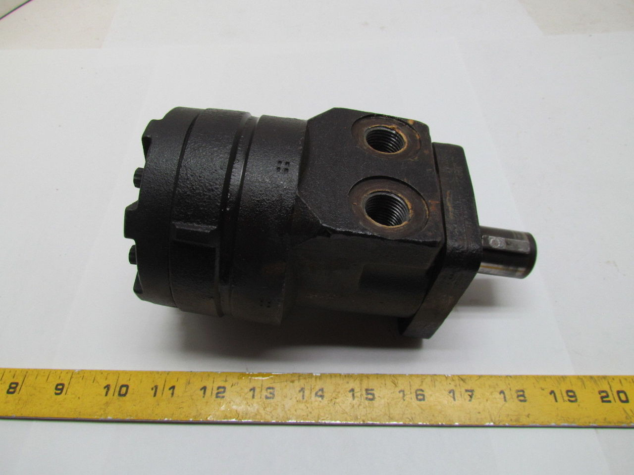 Eaton Char Lynn 103 1404 010 Hydraulic Motor 1 Straight