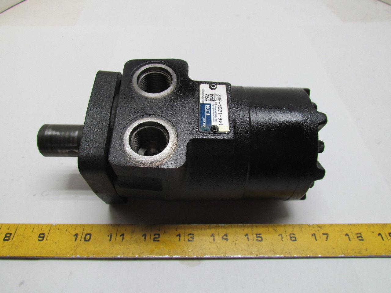 eaton char lynn 146 1264 002 hydraulic motor auctions