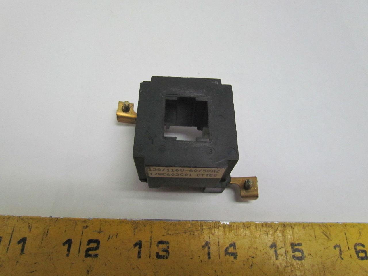 westinghouse 178c603g01 solenoid coil 120  110v volts
