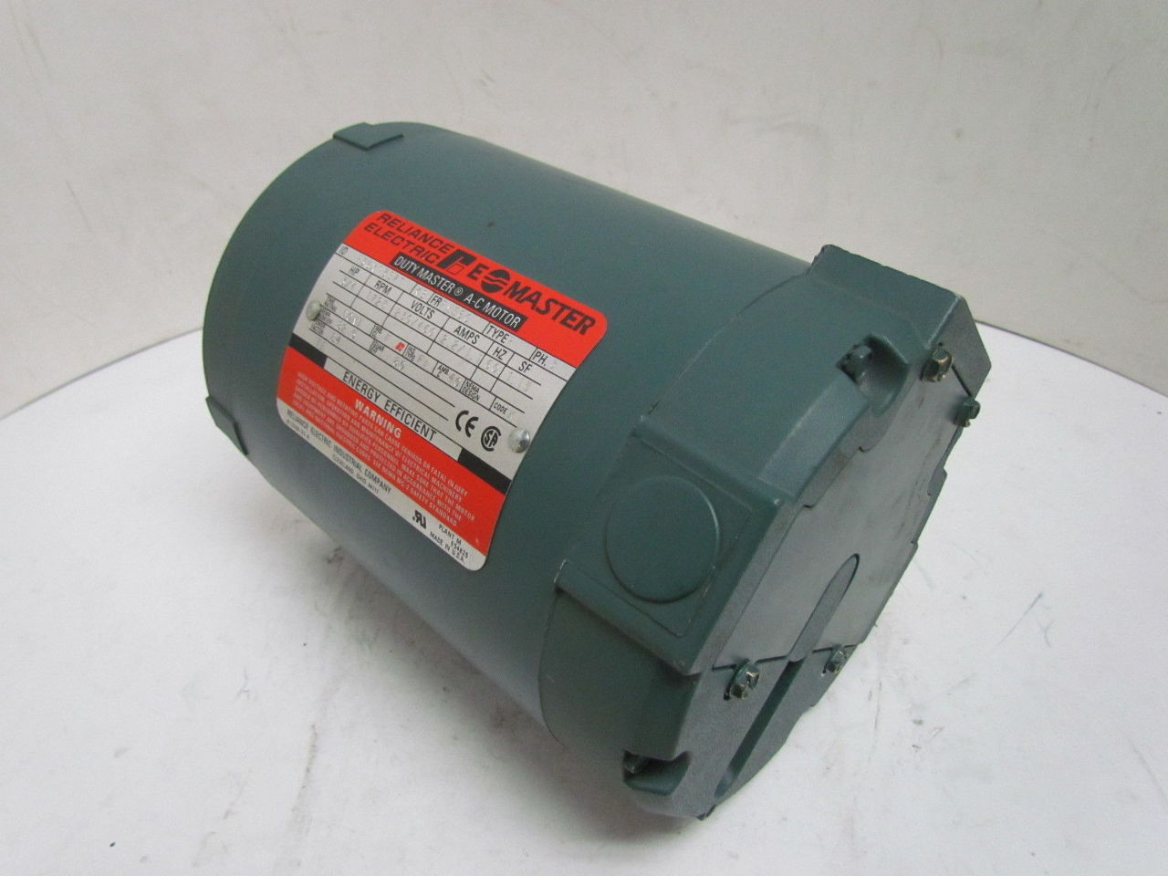 2 Hp Electric Motor 56c Frame For Sale