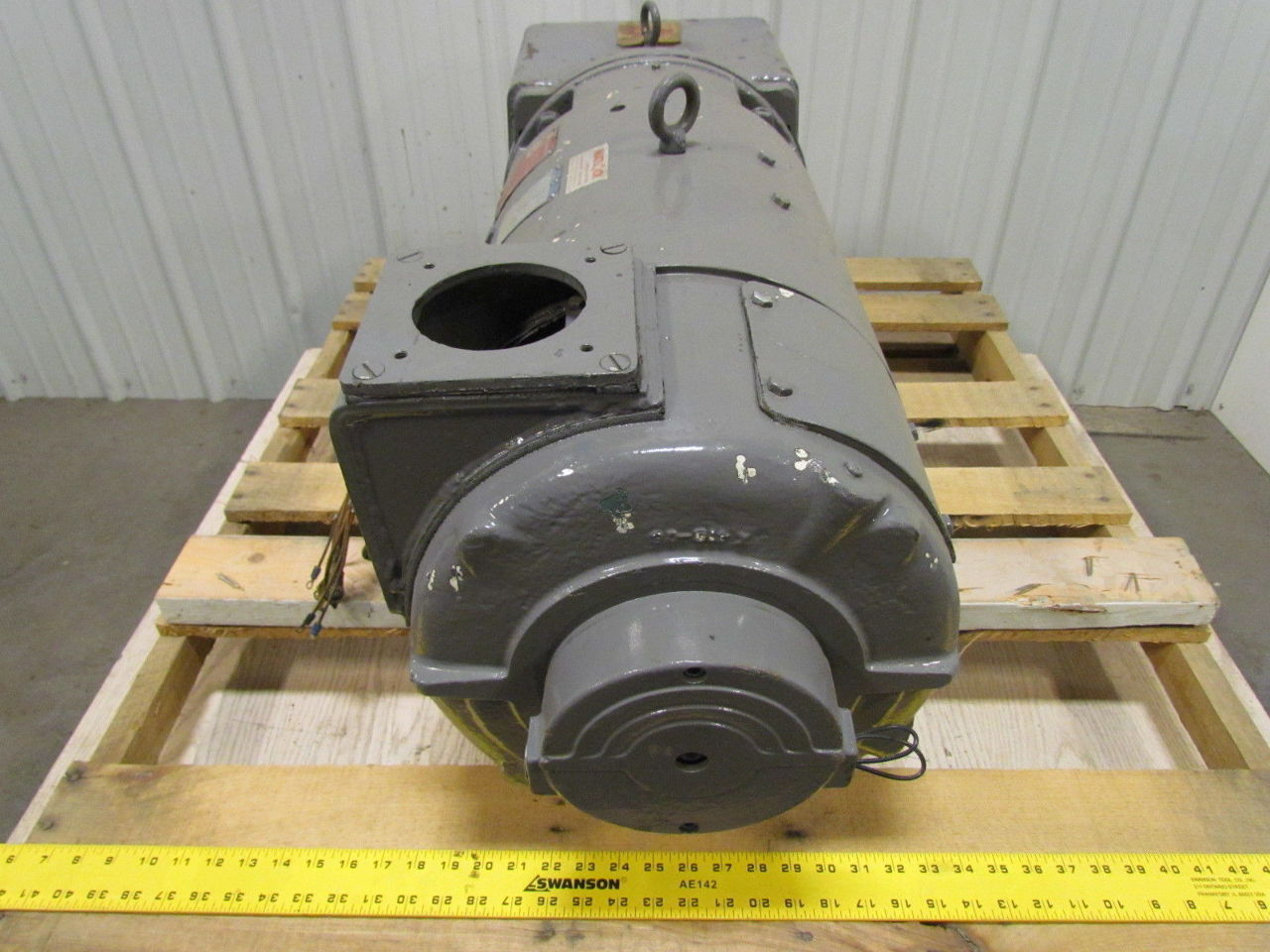 Louis allis 8183545002 20hp flexitorq dc electric motor 2 for 25 hp dc electric motor