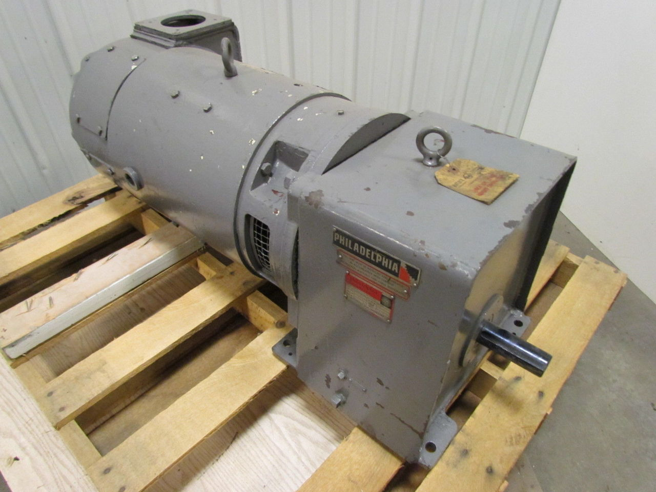 Louis allis 8183545002 20hp flexitorq dc electric motor 2 for 20 hp dc motor