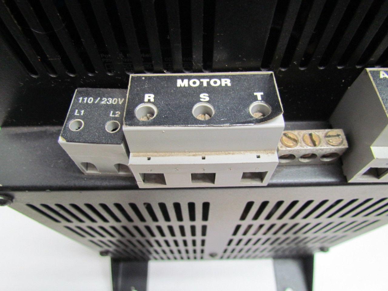 Emerson Motion Control Fx 6310 960206 01 Servo Drive