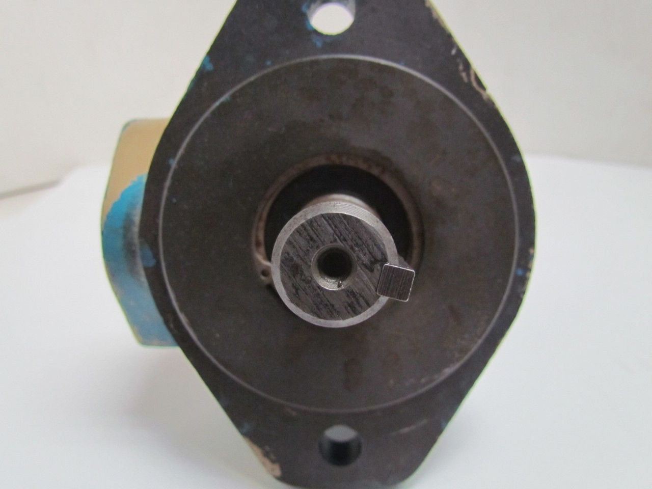Vickers v10 1s4s 1a 20 v101s4s1a20 hydraulic pump motor ebay for Hydraulic pump with motor