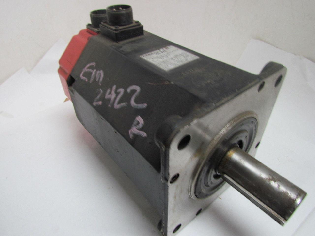 Ge Fanuc 10s 3000 A06b 0317 B081 7008 Ac Servo Motor Ebay