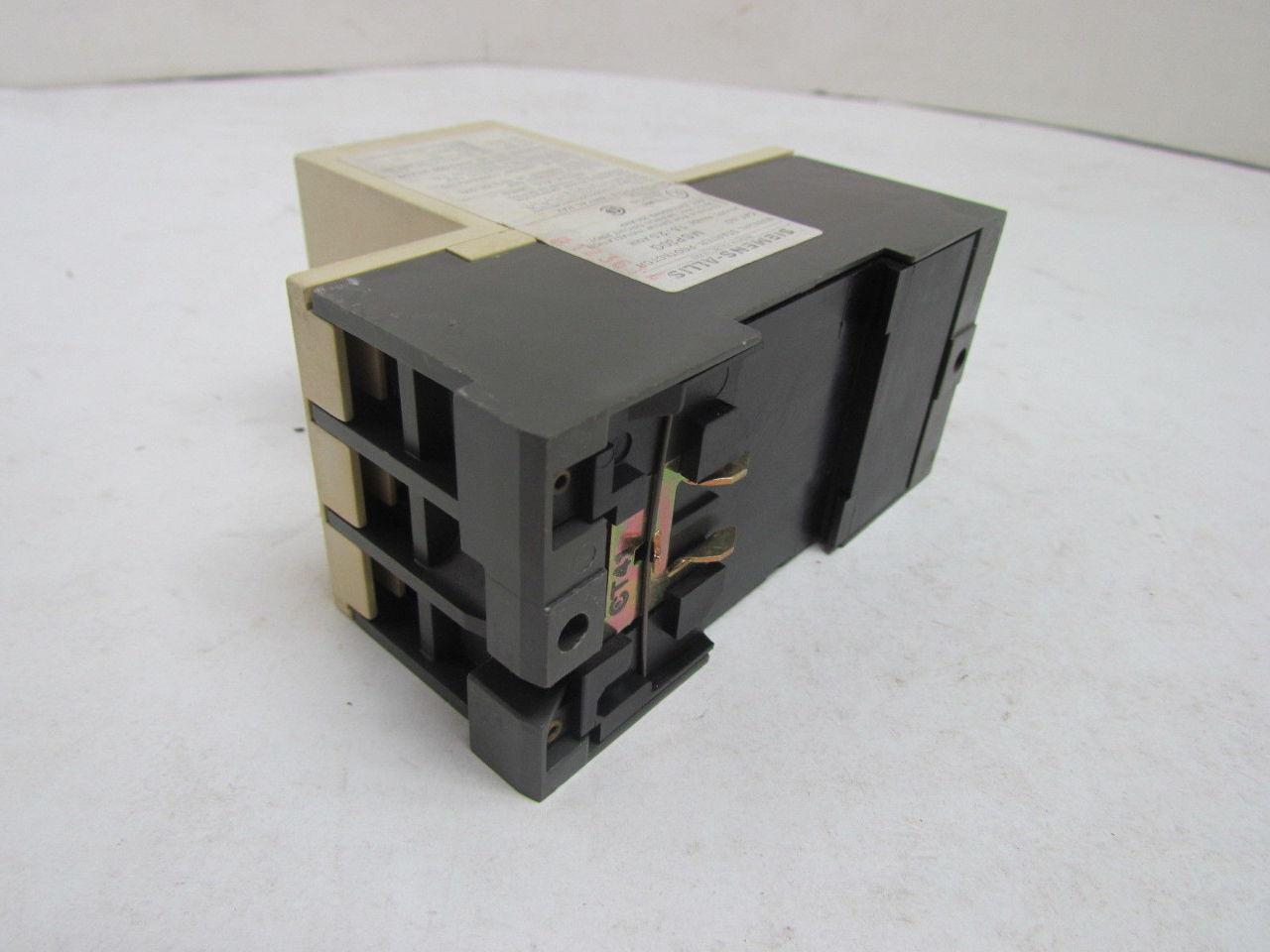 Siemens Msp30g Manual Motor Starter Protector Ebay