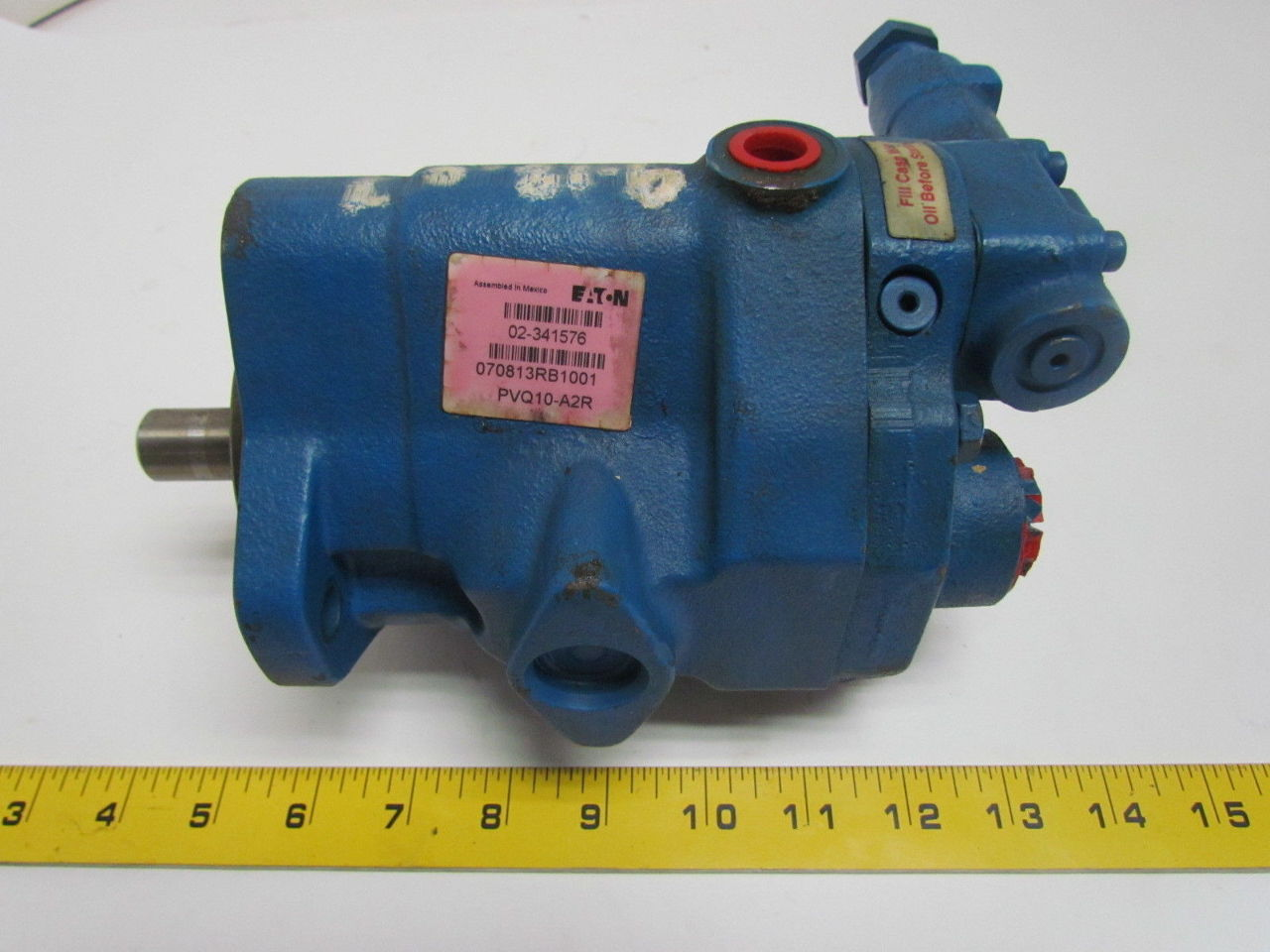 Eaton Variable Displacement Pump Related Keywords & Suggestions