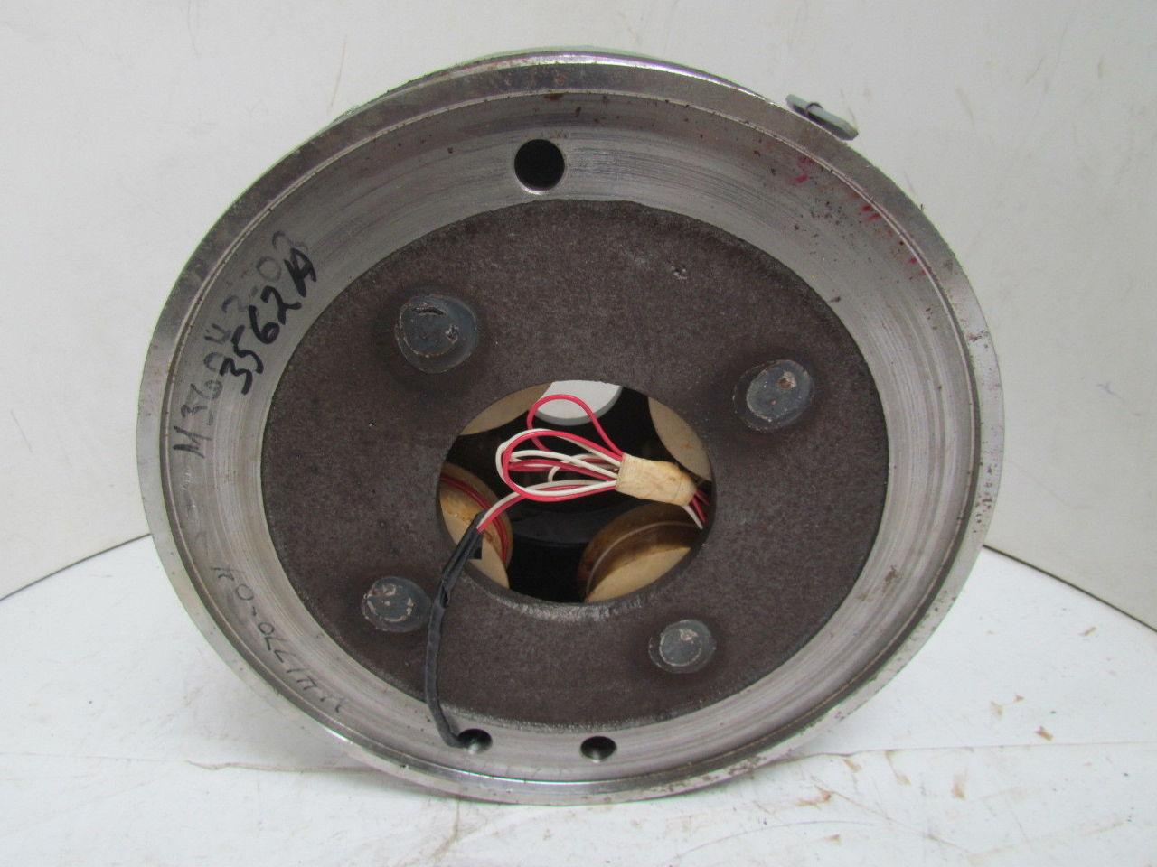 Reuland 38B7 OCCK 115 Volt DC Magnetic Brake 75 LB/Ft Torque | eBay