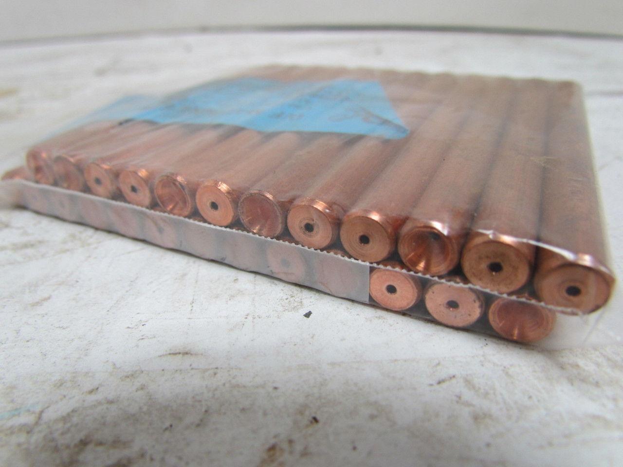 D f machine mig welding copper contact tip quot dia