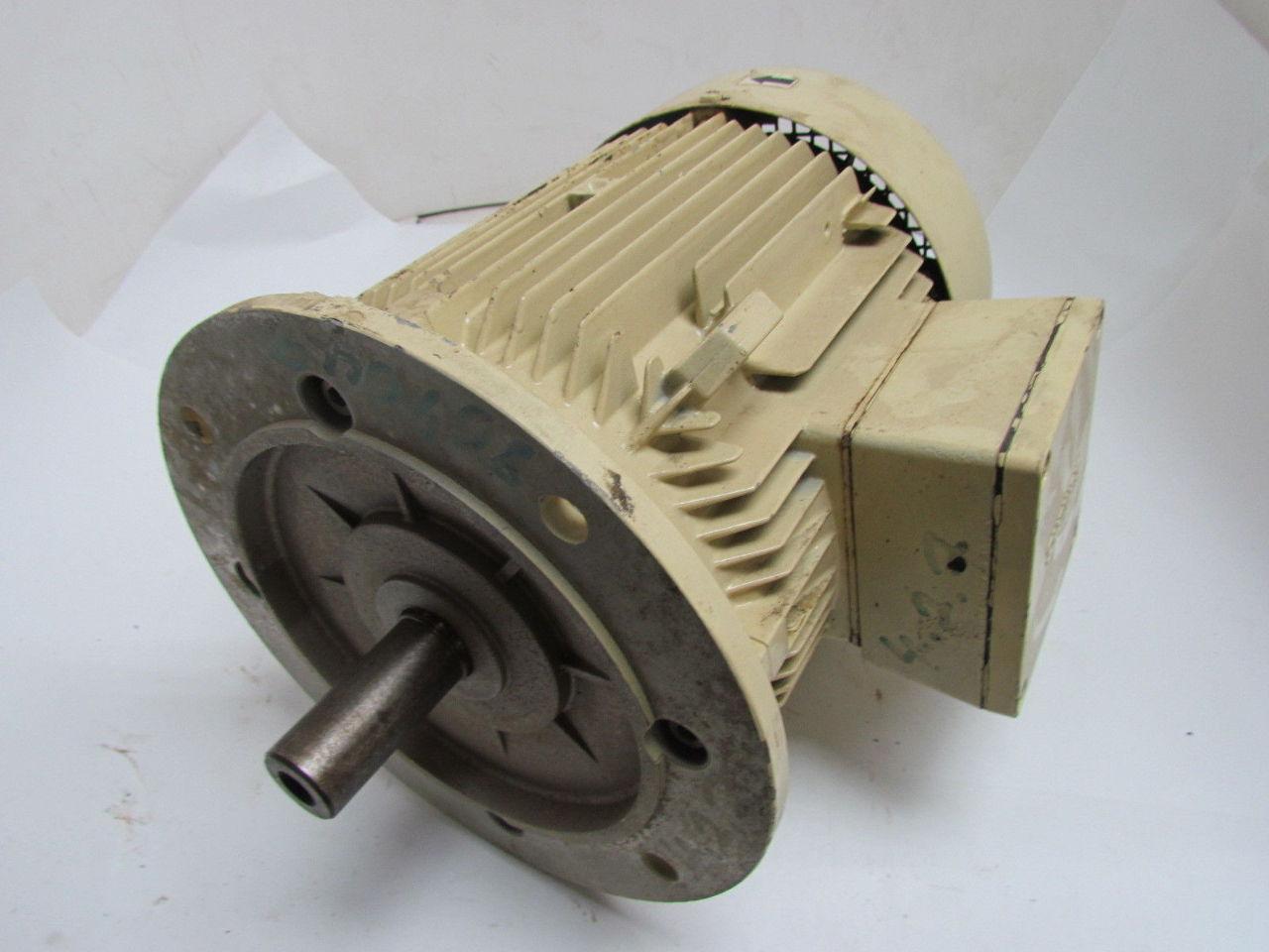 Siemens 1 La5113 2aa11 4 6 Kw 3 Ph 230 400 V Electric: 1 kw electric motor