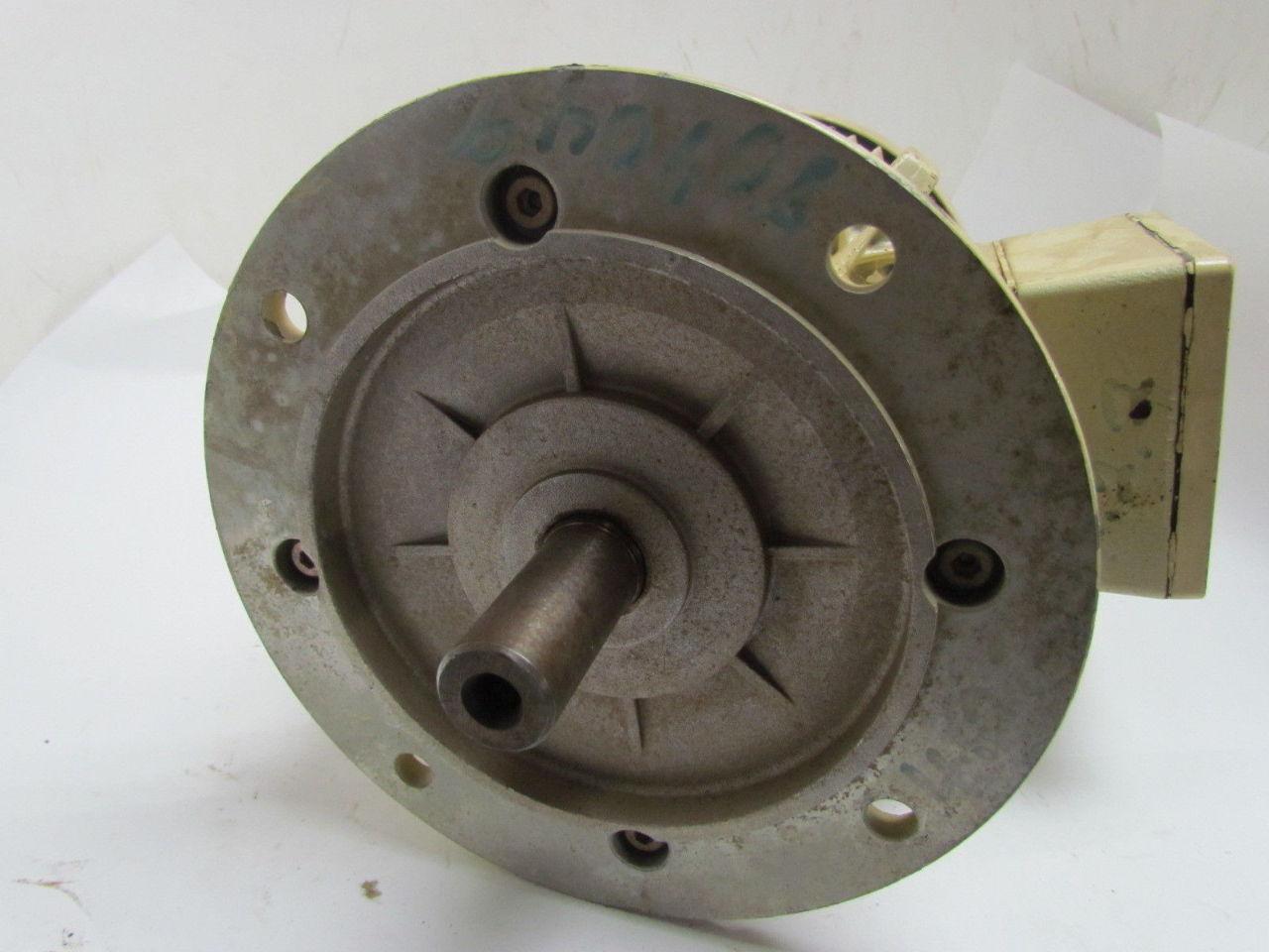 Siemens 1 La5113 2aa11 4 6 Kw 3 Ph 230 400 V Electric