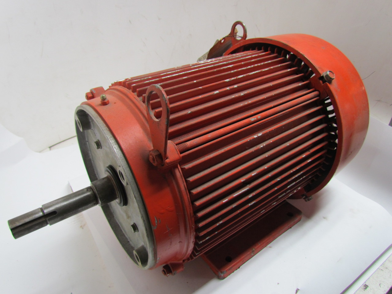 Us motors g74265 unimount 125 7 5hp 3ph 3525rpm 230v te for 5hp 3ph electric motor