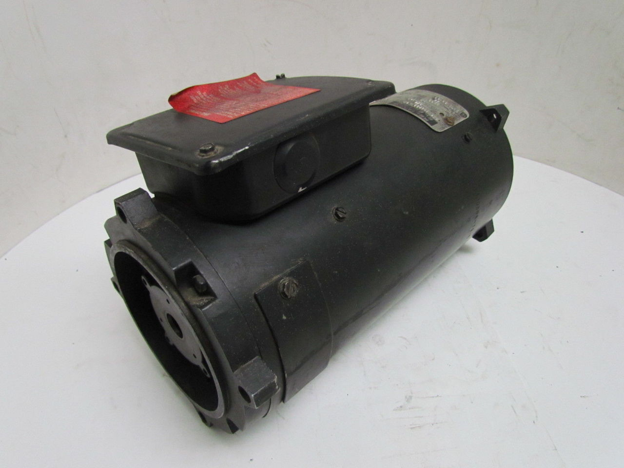 Reliance electric 3 4hp 1725rpm 180vdc 56c tenv power for 4 horsepower dc motor
