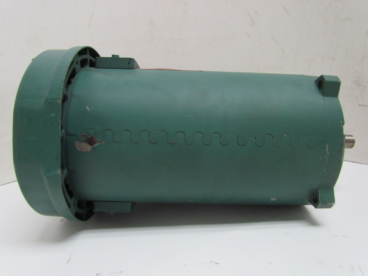 Reliance electric t56s2004a 1 2hp 90v 56c frame tefc power for 56c frame motor dimensions