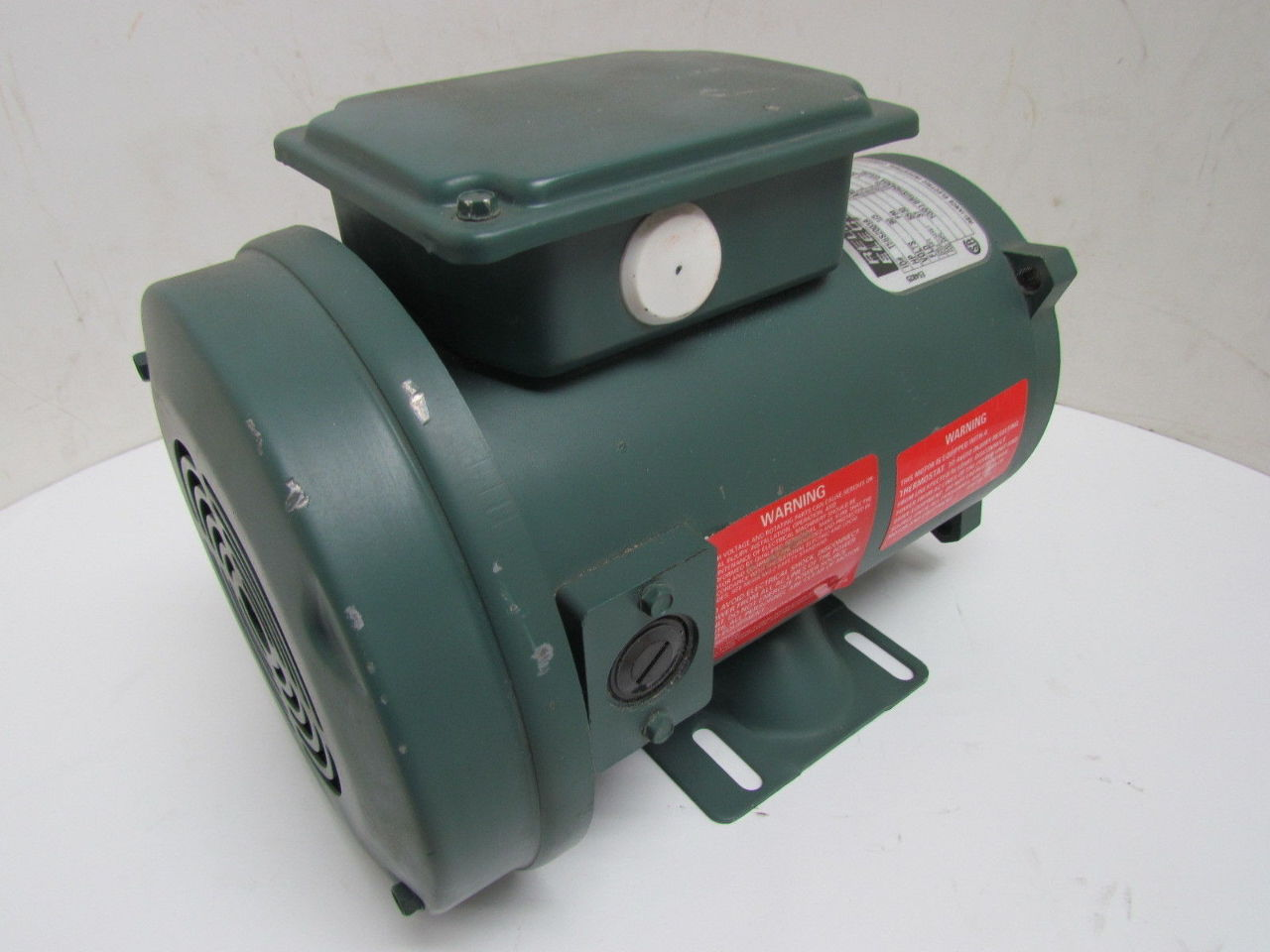 Reliance Electric T56s2003a 1 3hp 1750rpm 90v 56c Tefc
