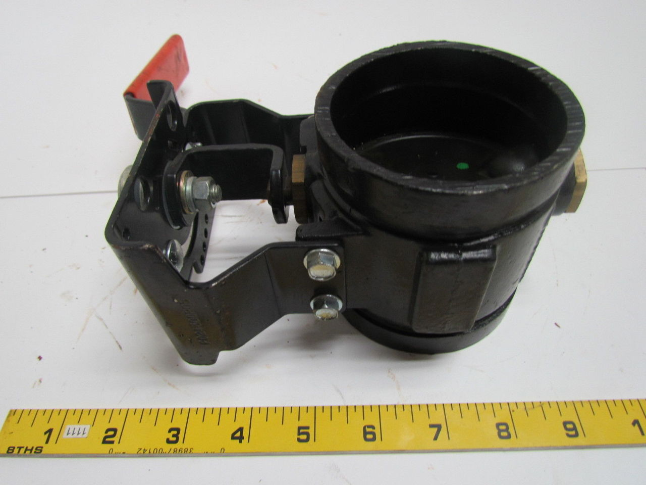 Victaulic v quot grooved butterfly valve fitting