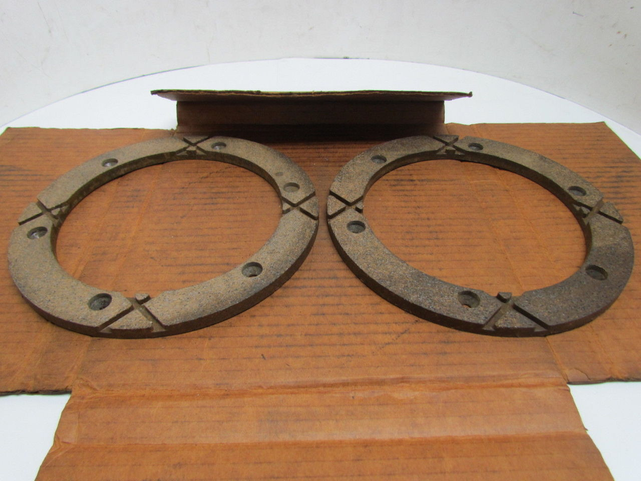 Round Friction Disc : Horton nexen facing friction disc pad brake clutch