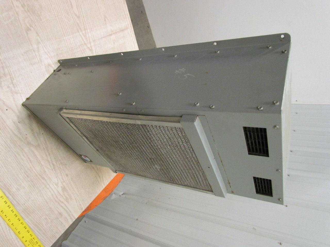 Midwest 36 0616 136 Electronic Enclosure Air Conditioner 6000 BTU #AFA31C
