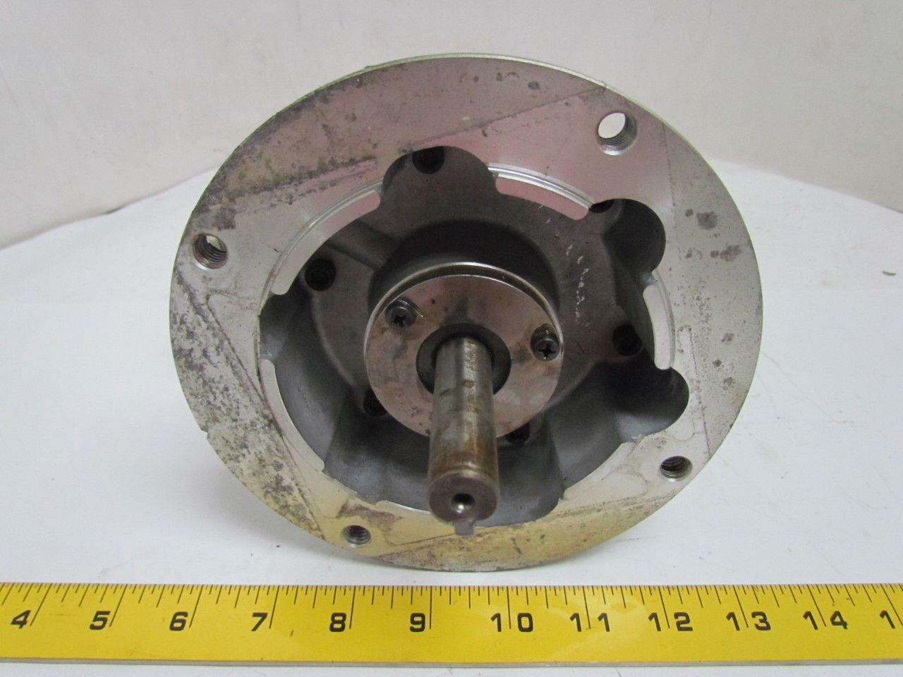 Gast 6am Nrv 11a Lubricated Air Motor 4 Vanes Reversible 7