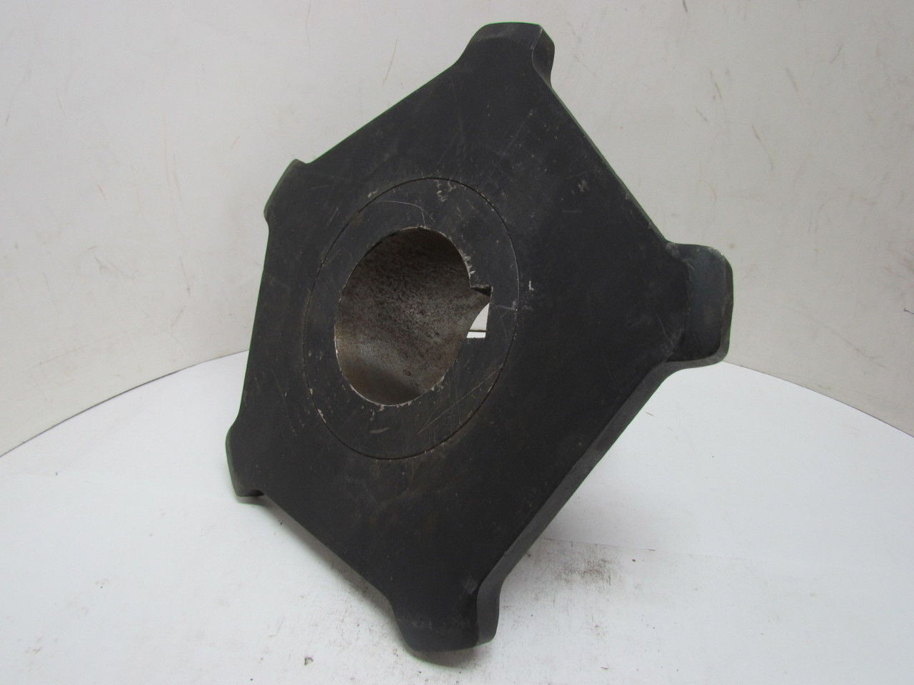 Drop Forged Chain : Tsubaki tooth sprocket for drop forged rivetless