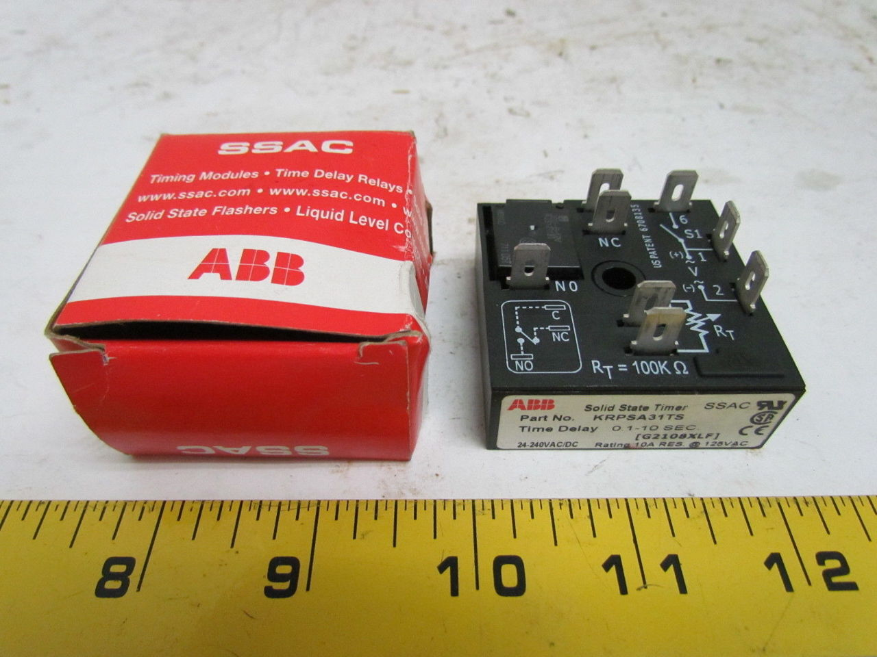 Solid State Relay Abb