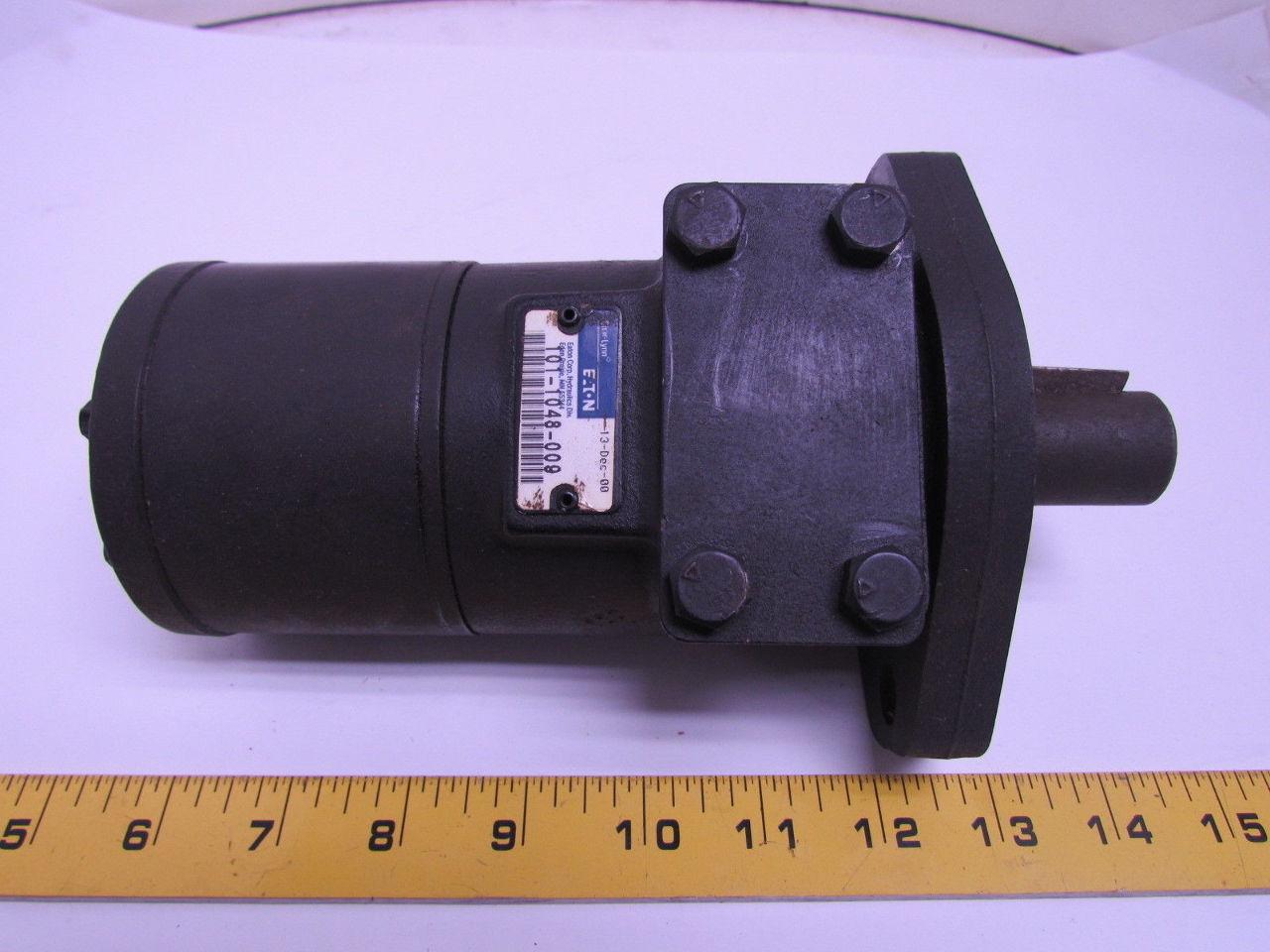 Eaton Char Lynn 101 1048 009 Hydraulic Motor Gerotor