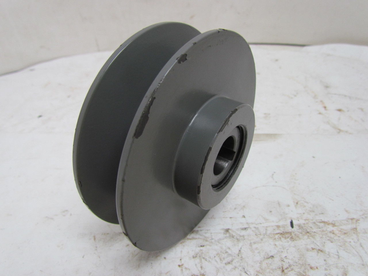 Adjustable Pulleys : Variable pitch adjustable pulley sheave v belt to quot bore od