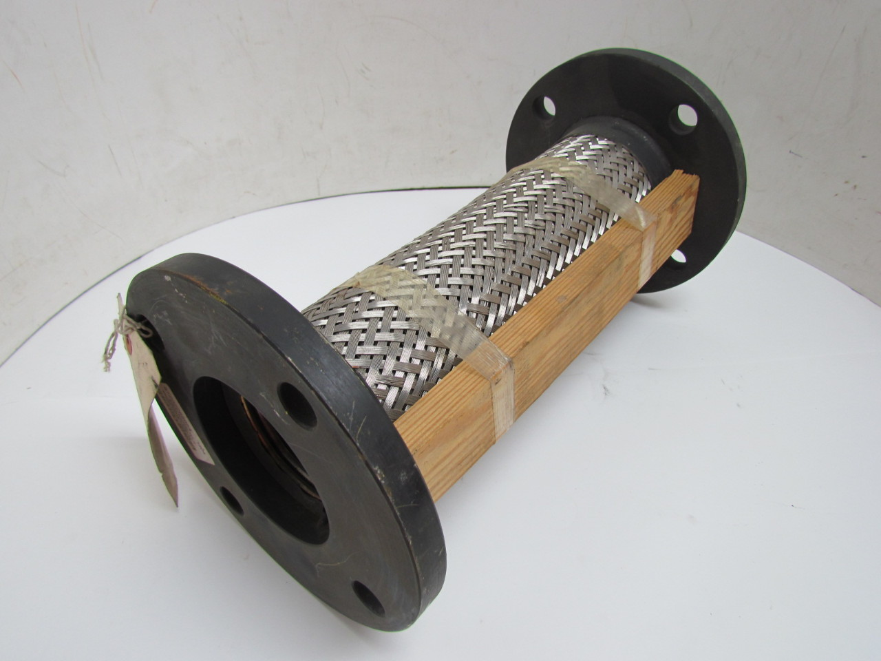 Expanding Joint Pin Coupler : Mercer ss flex fitting pipe expansion joint