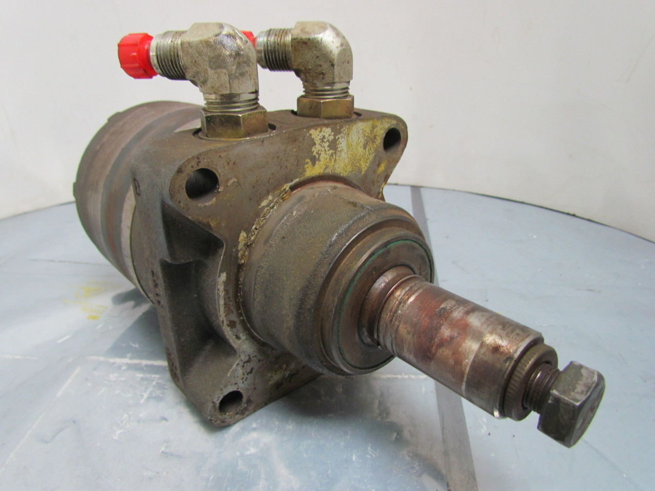 Parker Tf0280us030aaab Hydraulic Motor Tf Series Gerotor