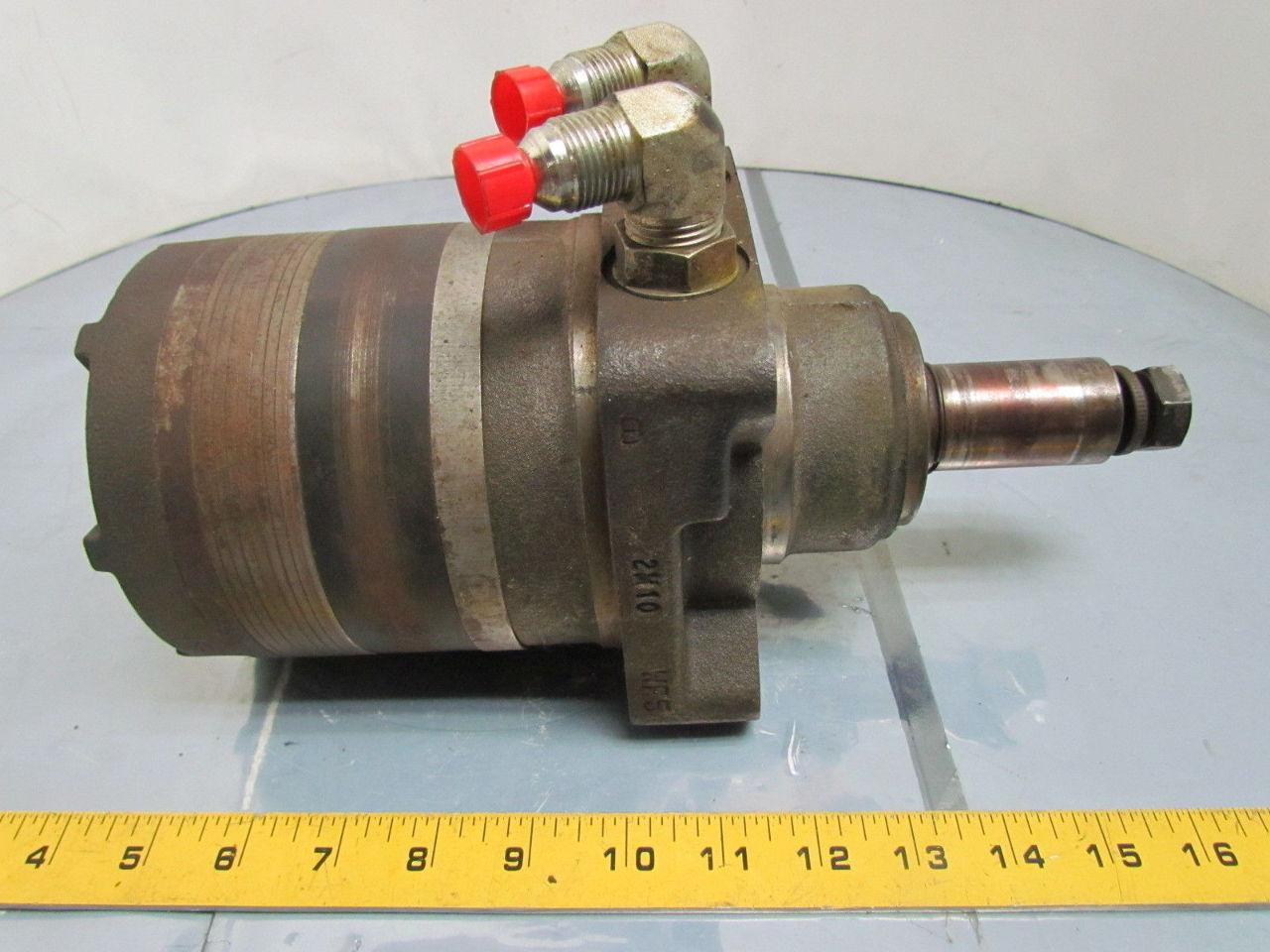 Parker tf0280us030aaab hydraulic motor tf series gerotor for Parker hydraulic pumps and motors