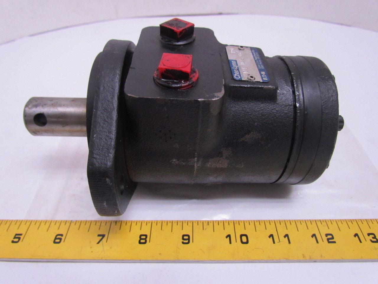 Char Lynn 190 124 1005 007 Hydraulic Motor Ebay