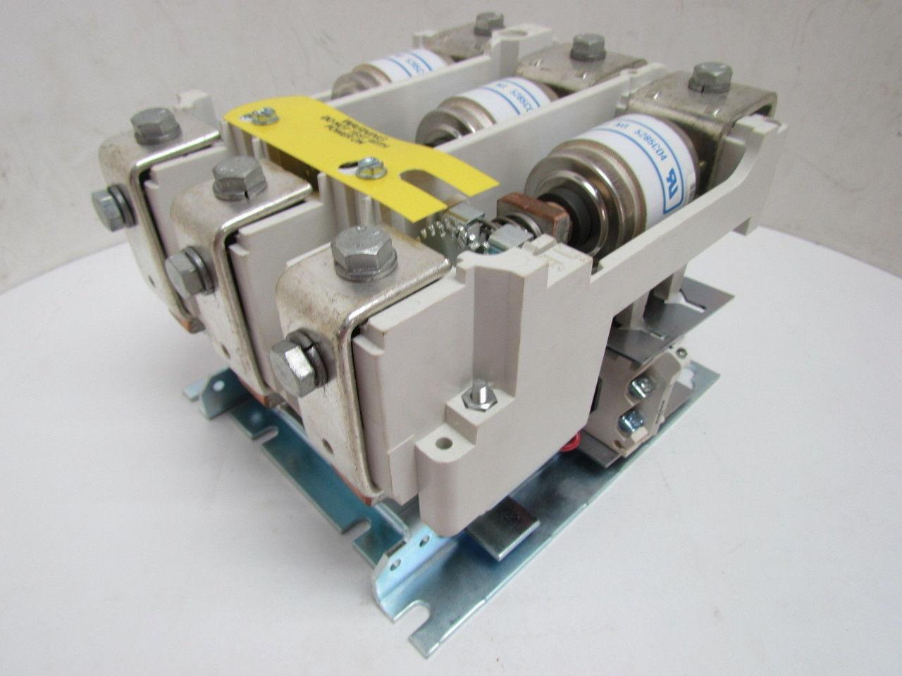 Westinghouse V201k5cjz1 Vacuum Contactor Motor Control