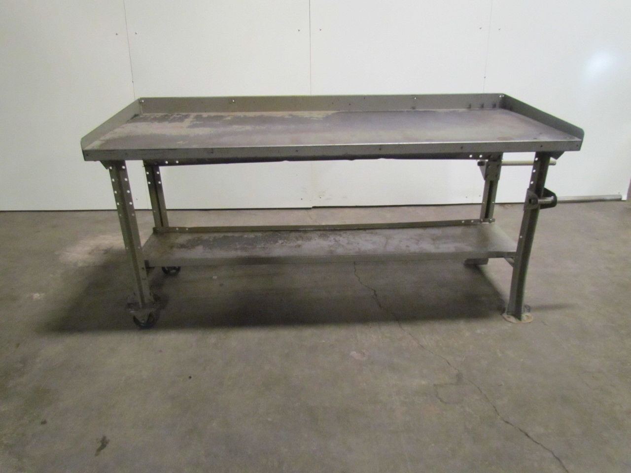 Steel Workbench Gallery