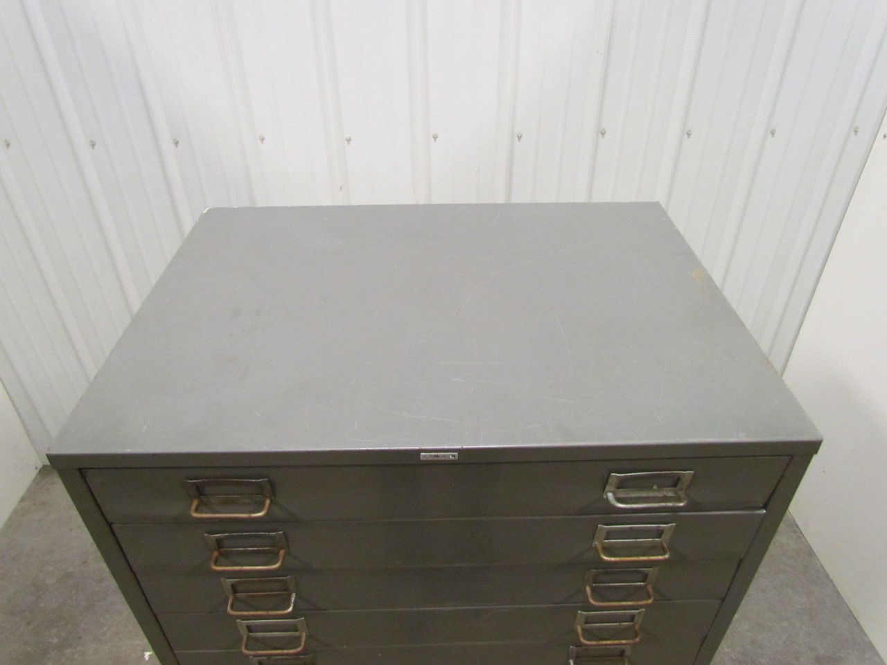 Cole 11 Drawer Steel Flat File 20 Quot D X 27 1 2 Quot W X 37 5 8