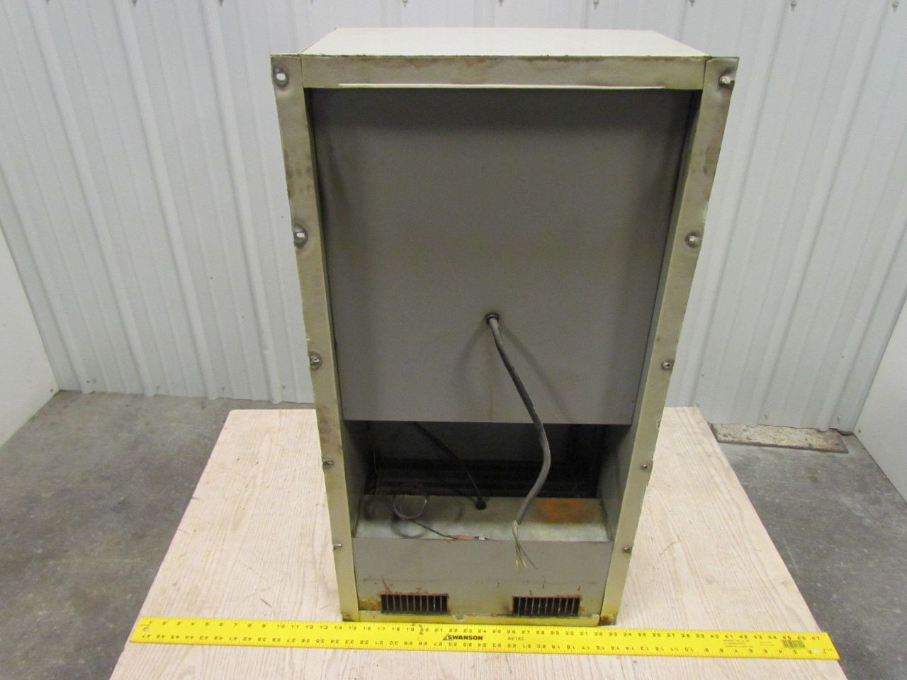 Air Conditioner 6000 BTU Cooling Unit For Electrical Enclosure eBay #B9AE12