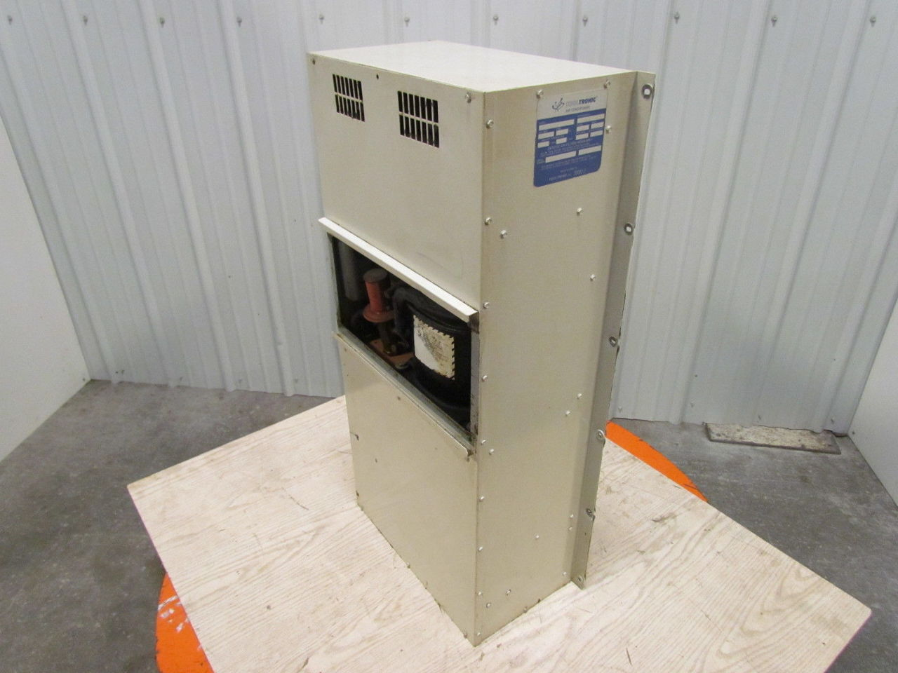 Air Conditioner 6000 BTU Cooling Unit For Electrical Enclosure eBay #B1531A