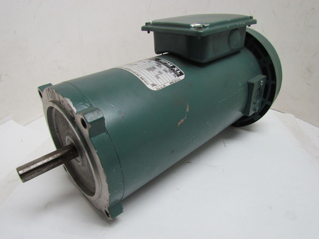 Reliance Electric 1 2hp 1750rpm 180v 56c Frame Tefc