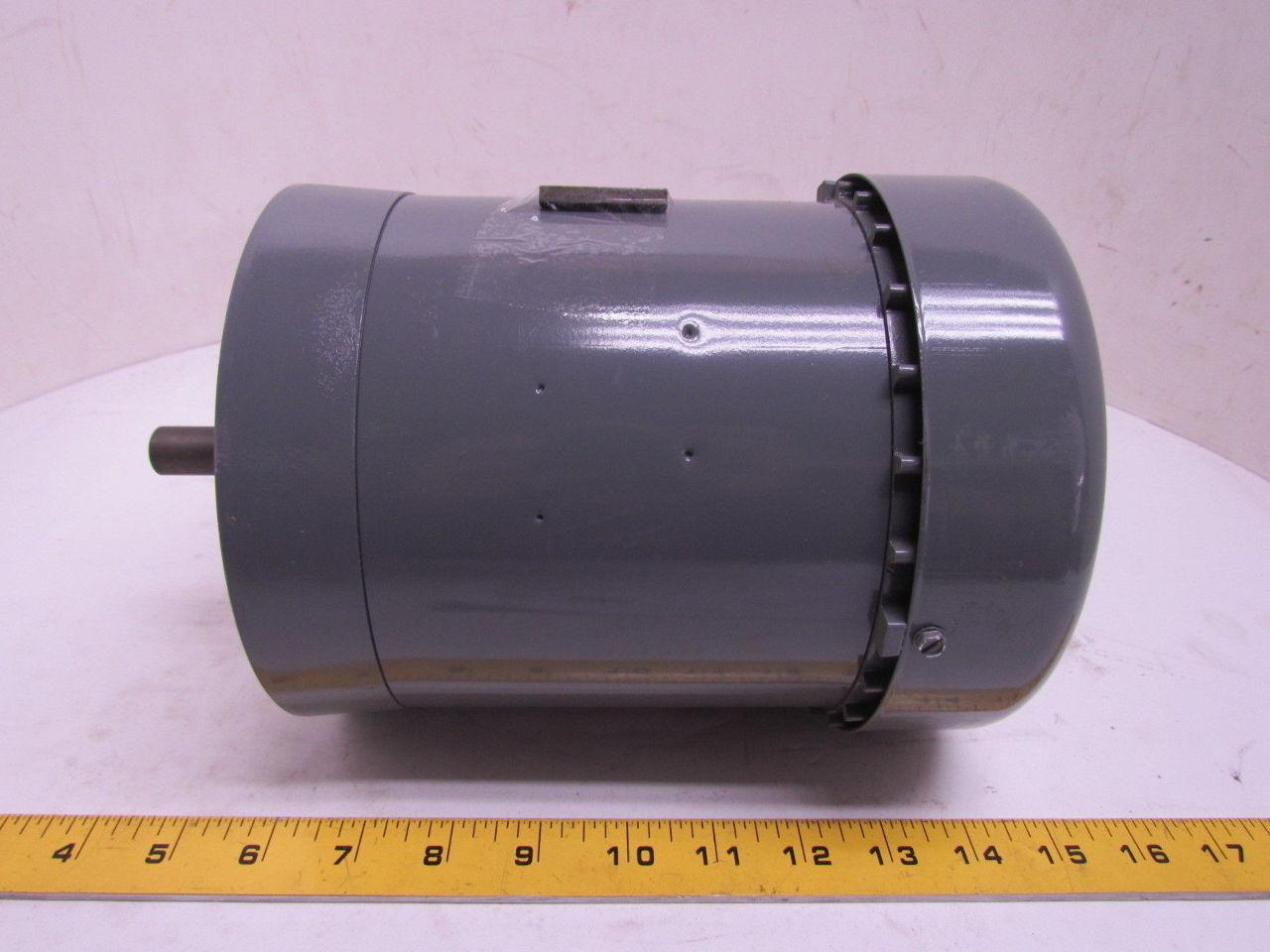 Dayton 2n915g 1 3 hp 1725 rpm 208 220 440 volt 56c frame for 1 4 hp 1725 rpm motor