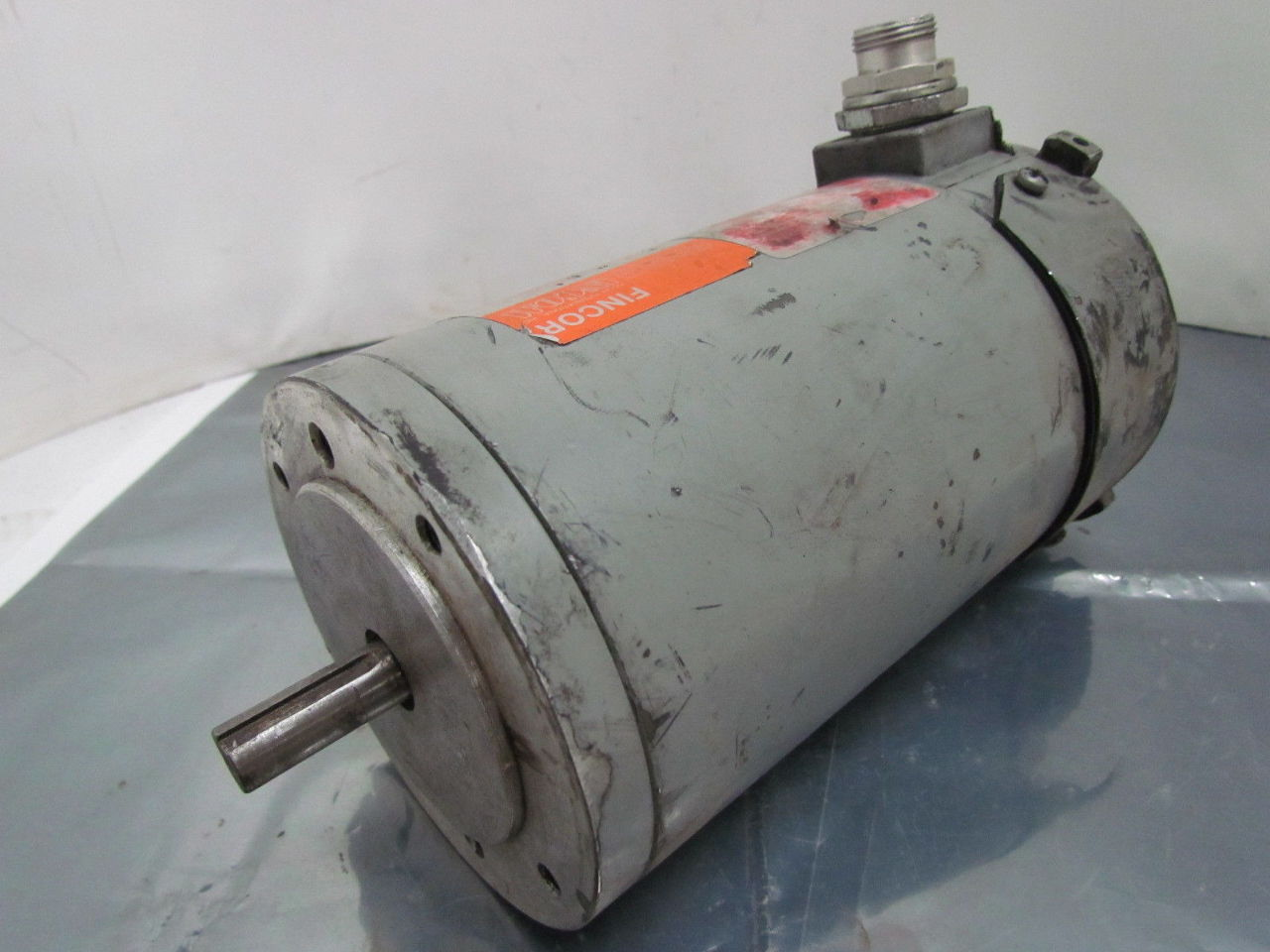 Fincor 9303309tn 5002726 1 3 hp 1725 rpm 90v 48c frame for Dc motor 1 3 hp