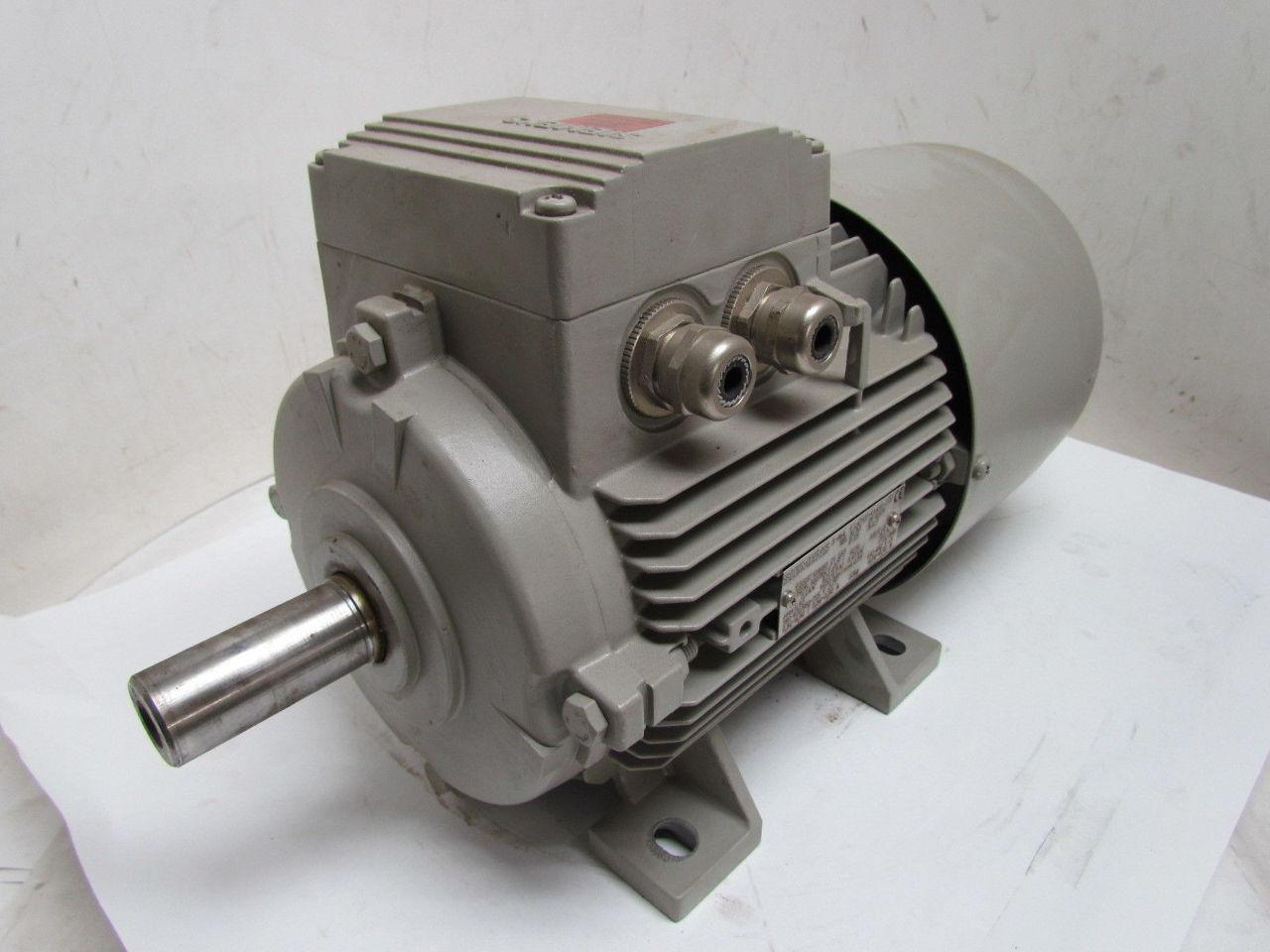 Siemens 1la7107 4aa60 Z 3kw 4 6hp Electric Motor Lenze