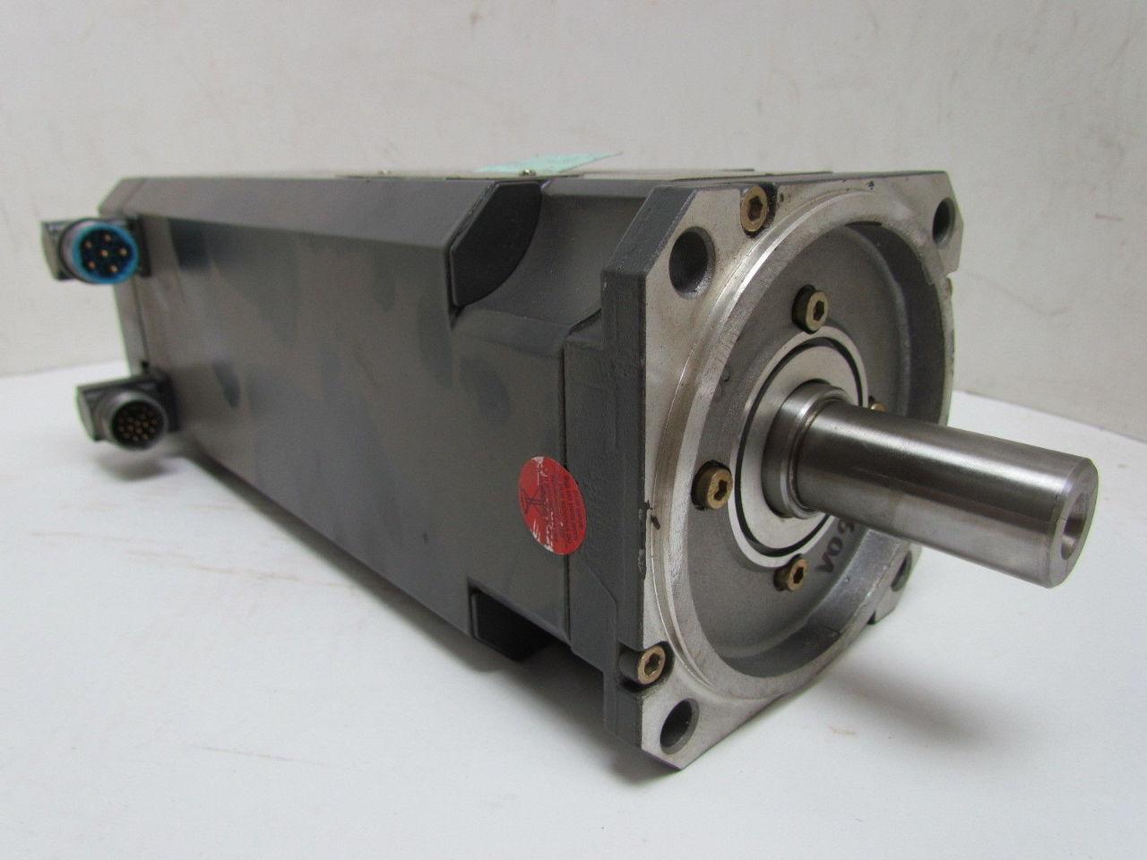 Siemens 1ft6064 6af71 4ae0 3ph Brushless Servo Motor 3000