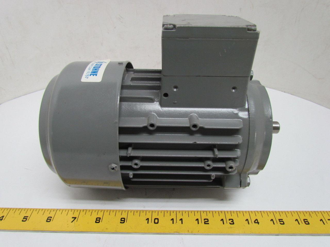 Johnson teknik a s 43kw 58hp 1670rpm 230 400 460v tefc for 400 hp electric motor
