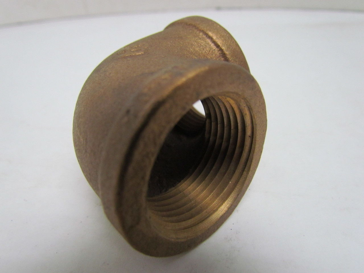 Sa siam fittings quot x npt female degree elbow pipe