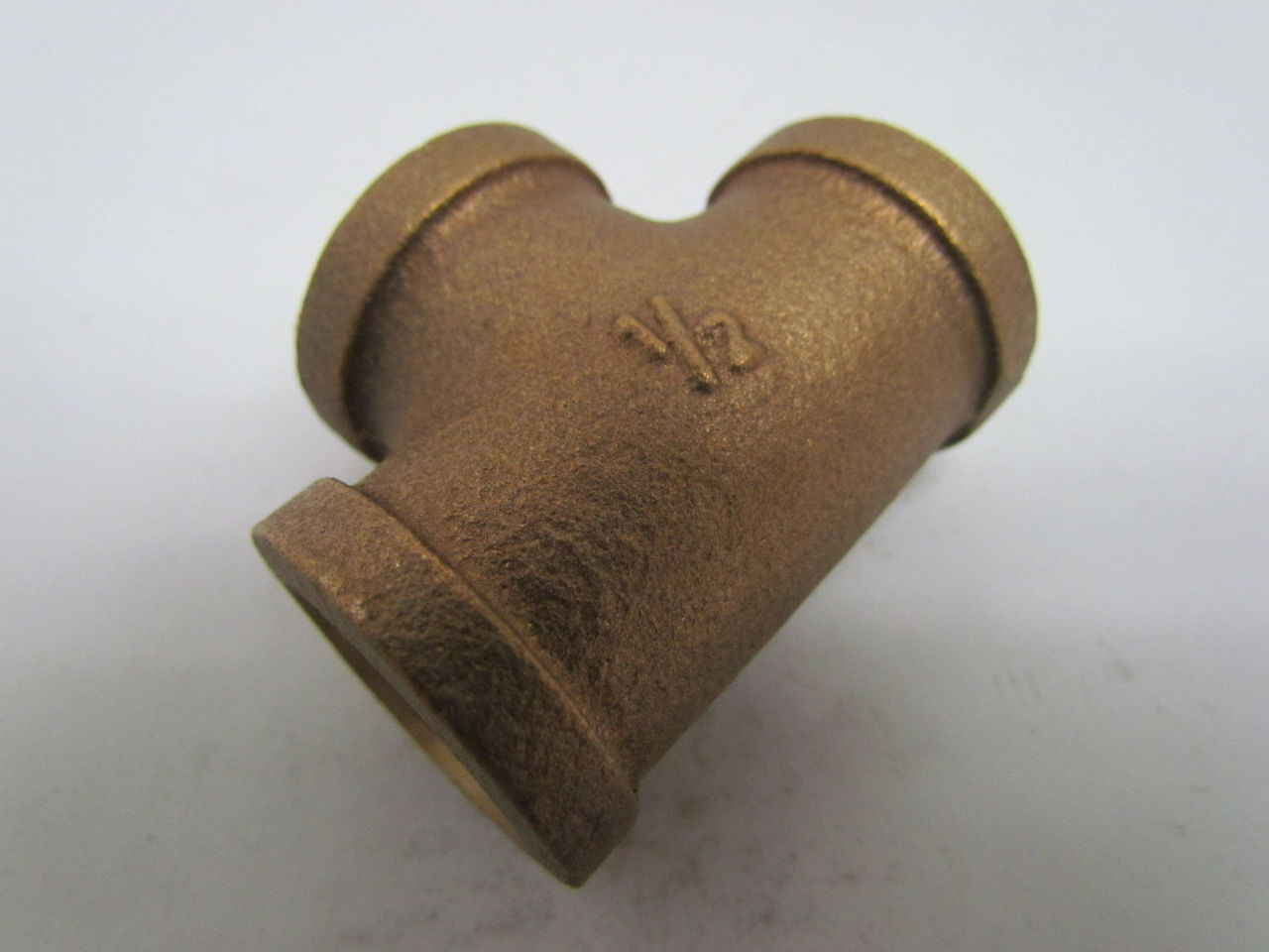 Sa siam fittings quot npt female tee pipe fitting cast