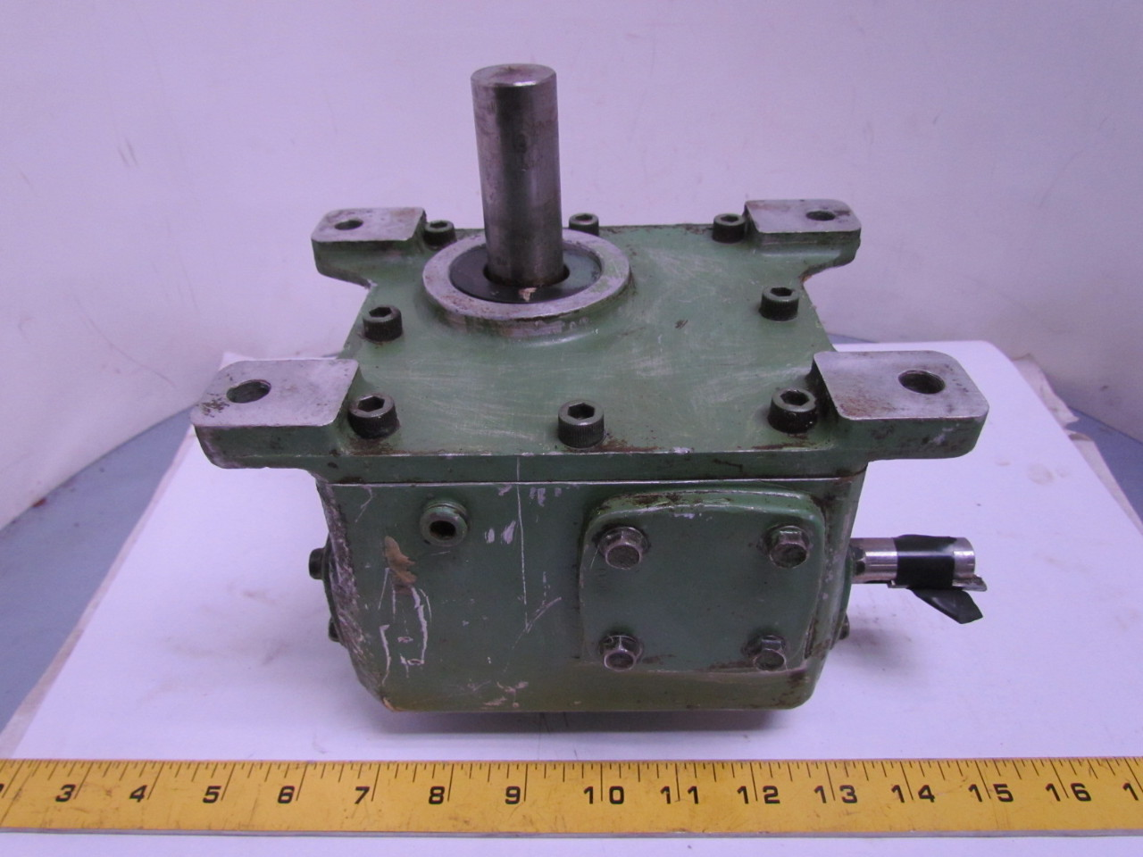 Automotive History Capsule Mechanical Power Brake Servo Invented In
