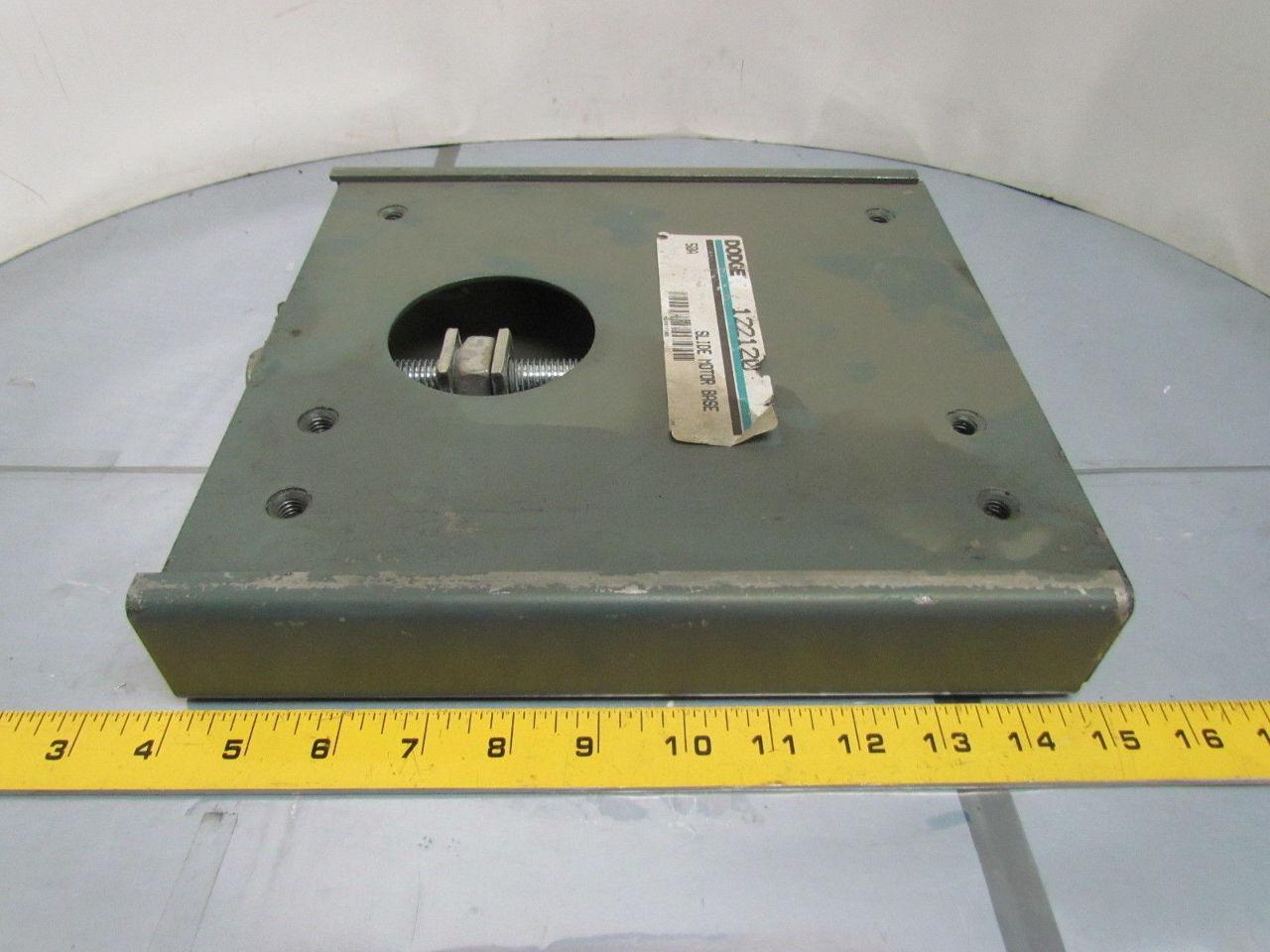 Dodge 122120 Type 50a Slide Motor Base Adjustable Foot