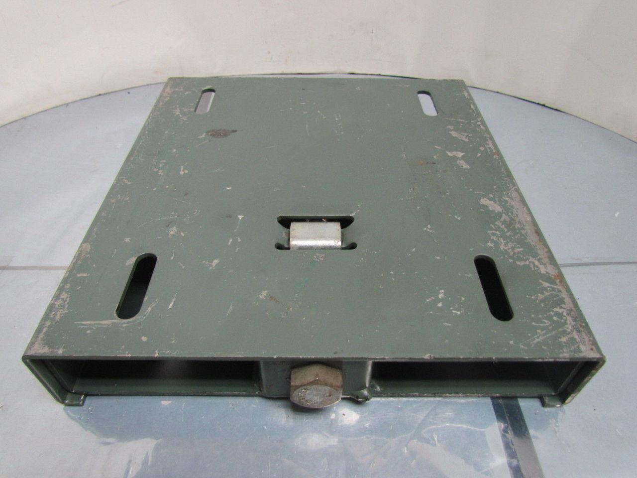 Dodge 122120 type 50a slide motor base adjustable foot for Adjustable motor base mount