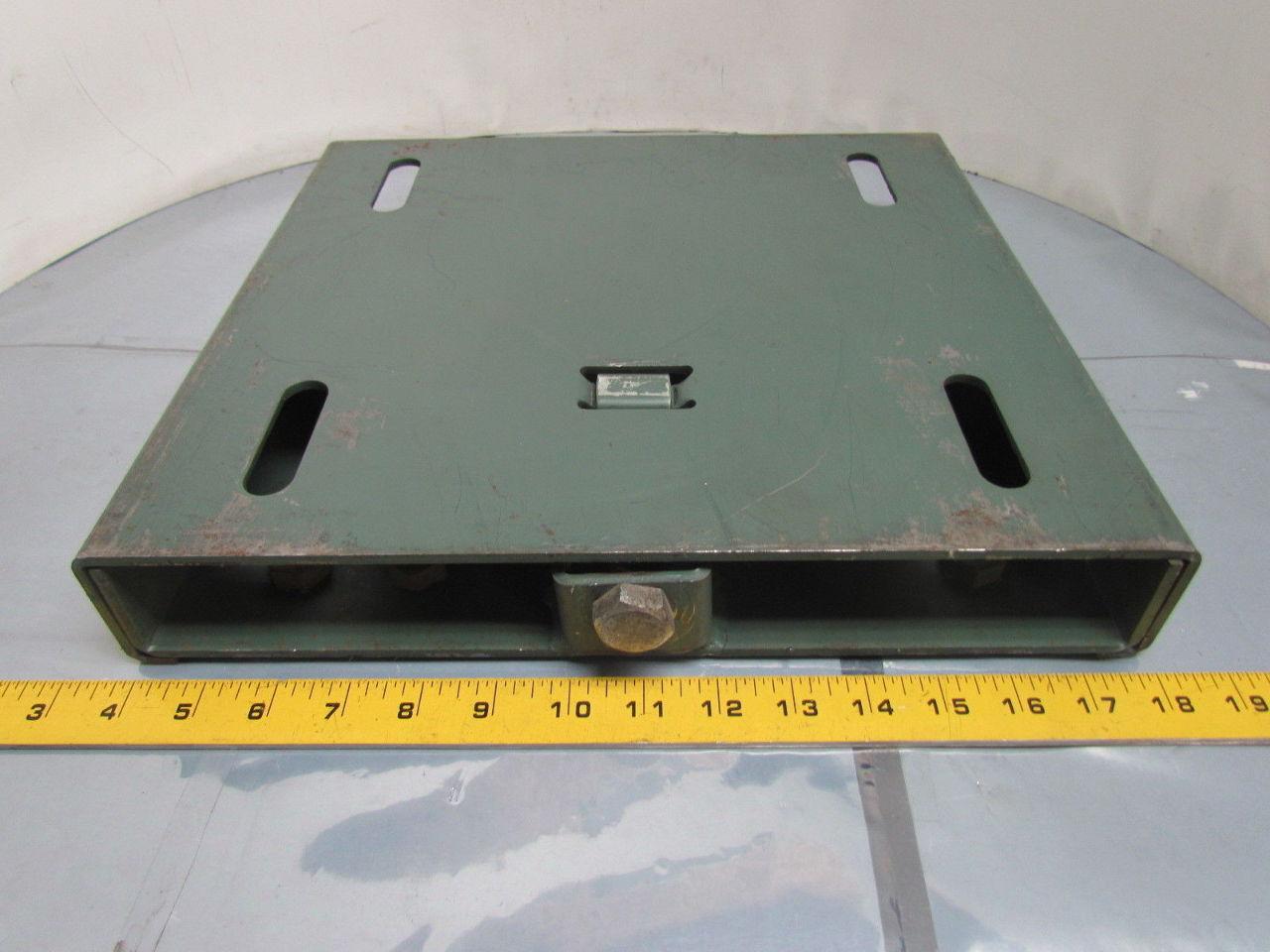 Dodge 122121 100a type a slide motor base adjustable foot for Adjustable motor base mount