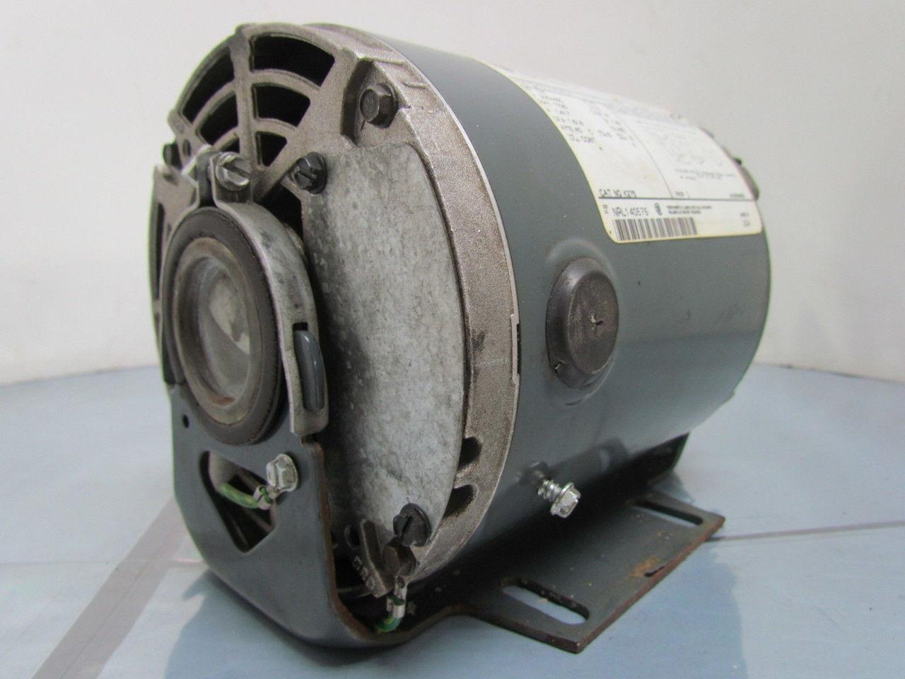 Ge General Electric 5k33gn45a 1 4hp 1725rpm 230 460v 48z