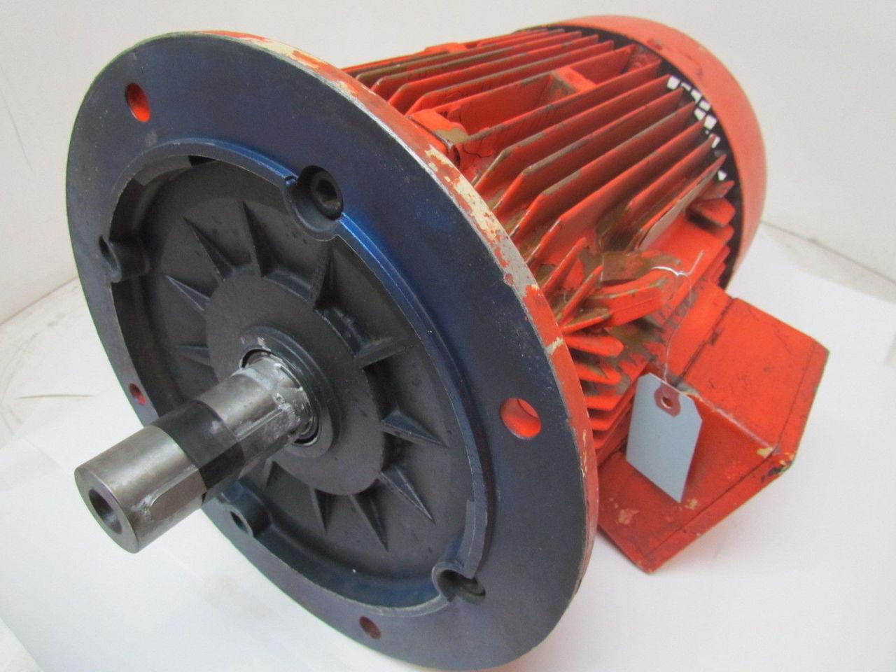 Siemens 1 la5133 6aa91 z 4 6 kw hp 1145 rpm 480 volt 1 kw electric motor